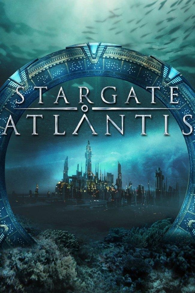 Зоряна брама: Атлантида