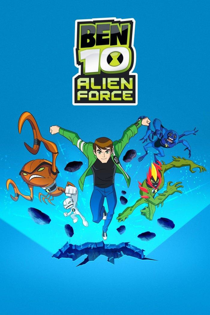 Бен 10: Інопланетна сила
