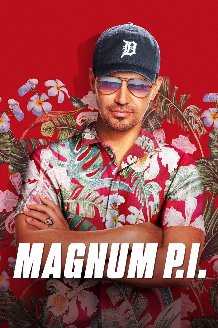 Приватний детектив Маґнум