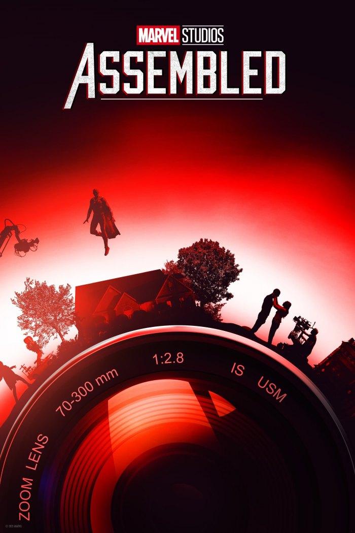 Marvel Studios: Повний збір / Студія Marvel: Зібрані