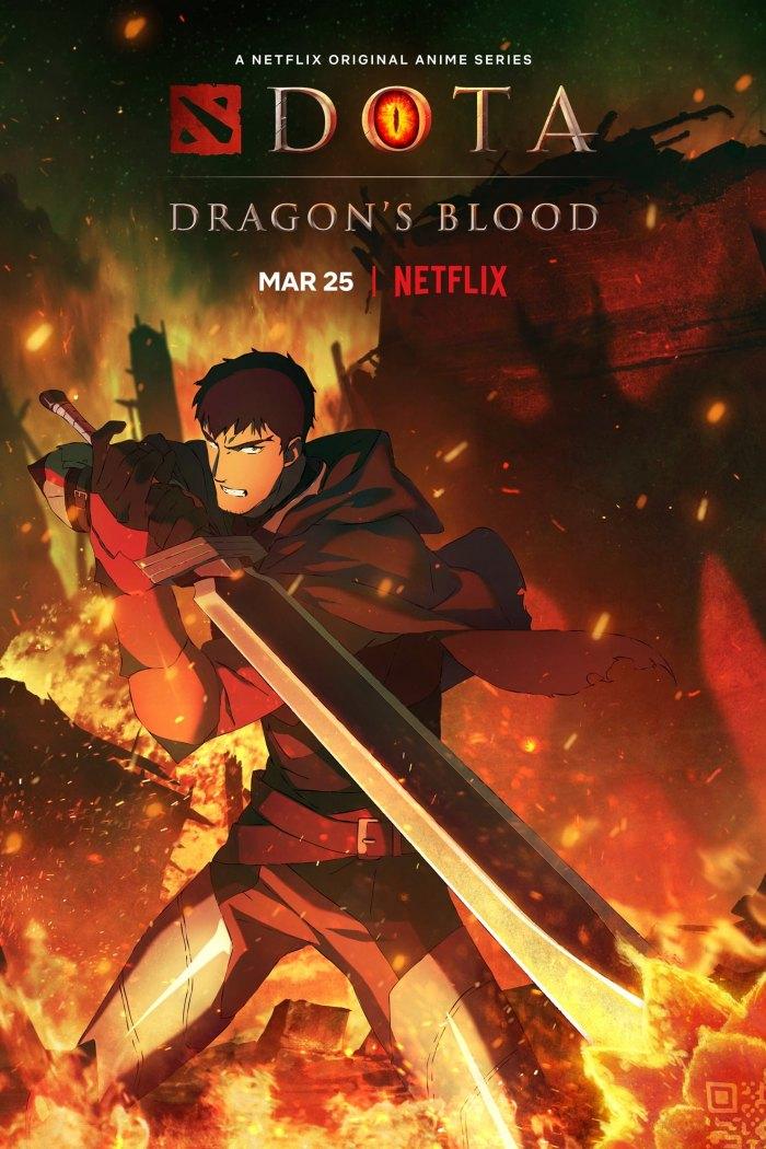 Dota: Кров дракона